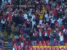 Santa Fe 1:0 Internacional