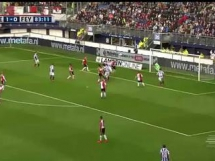 Heerenveen 1:0 Feyenoord