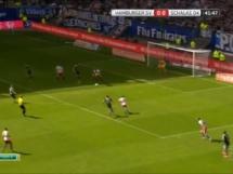 Hamburger SV - Schalke 04 2:0