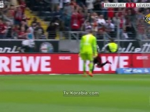 Eintracht Frankfurt - Bayer Leverkusen 2:1