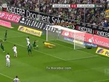 Borussia Monchengladbach - Augsburg 1:3