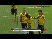 Borussia Dortmund - Werder Brema 3:2