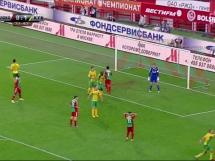 Lokomotiw Moskwa - Kuban Krasnodar 1:1