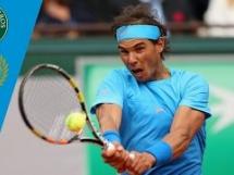 Rafael Nadal 3:0 Quentin Halys