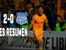 Tigres 2:0 Emelec