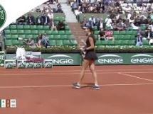 Ana Ivanovic 2:0 Donna Vekic