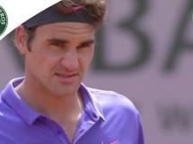 Roger Federer 3:0 Damir Dzumhur