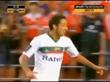 Benfica Lizbona - Maritimo Funchal 2:1
