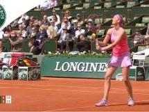 Petra Kvitova 2:0 Irina Begu