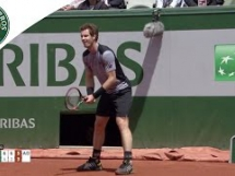 Andy Murray 3:0 Nick Kyrgios