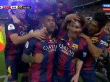 Wspaniały gol Messiego w meczu z Bilbao