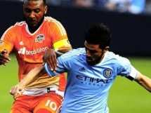 New York City FC 1:1 Houston Dynamo