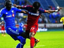 Chicago Fire 3:0 Montreal Impact