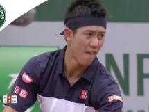 Kei Nishikori - Teimuraz Gabaszwili