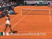 Serena Williams 2:1 Sloane Stephens
