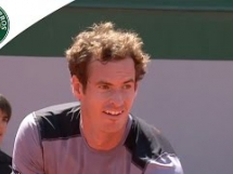 Andy Murray 3:1 Jeremy Chardy