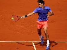Gael Monfils 1:3 Roger Federer