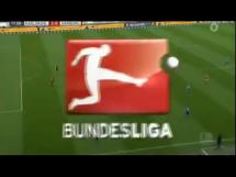 Karlsruher - Hamburger SV 1:1 (1:2 dogr.)