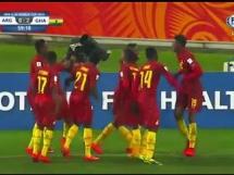 Argentyna U20 2:3 Ghana U20