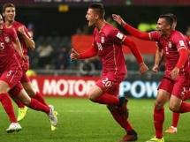 Serbia U20 - Mali U20