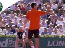 Novak Djoković 3:0 Rafael Nadal