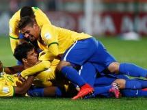 Węgry U20 1:2 Brazylia U20