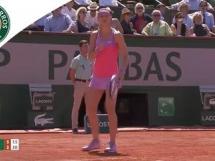 Ana Ivanovic 0:2 Lucie Safarova