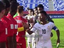 Panama U20 0:1 Ghana U20