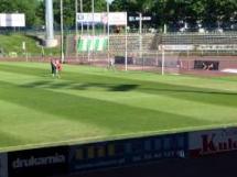 Olimpia Grudziądz - Widzew Łódź 1:1