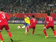 Brazylia U20 3:0 Korea Północna U20
