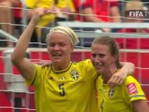 Szwecja 3:3 Nigeria