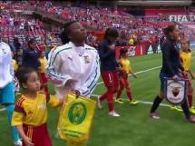 Kamerun 6:0 Ekwador