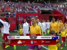 USA 3:1 Australia