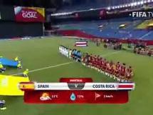 Hiszpania 1:1 Kostaryka