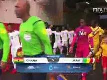 Ghana U20 0:3 Mali U20