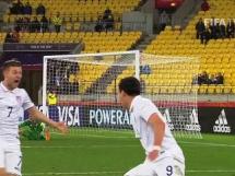 USA U20 - Kolumbia U20