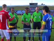 Austria U20 0:2 Uzbekistan U20