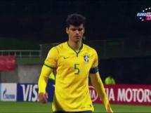 Brazylia U20 0:0 Urugwaj U20
