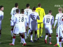 Niemcy U20 1:0 Nigeria U20