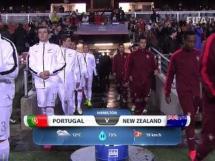 Portugalia U20 2:1 Nowa Zelandia U20