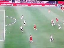Niemcy 1:1 Norwegia