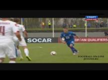 Islandia 2:1 Czechy