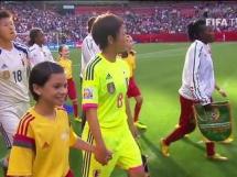 Japonia 2:1 Kamerun
