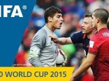 Brazylia U20 0:0 (3:1) Portugalia U20