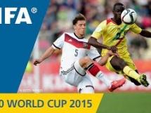Mali U20 1:1 Niemcy U20