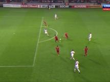 Białoruś - Hiszpania 0:1