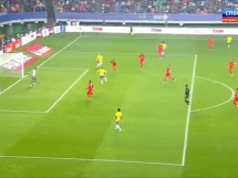 Brazylia 2:1 Peru