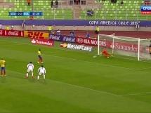 Ekwador 2:3 Boliwia
