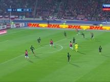 Chile 3:3 Meksyk