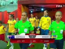 Australia 1:1 Szwecja